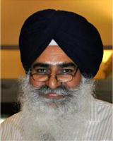 Dr. Tarlok Singh Sahota, President elect